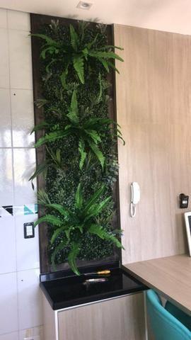 Painéis plantas