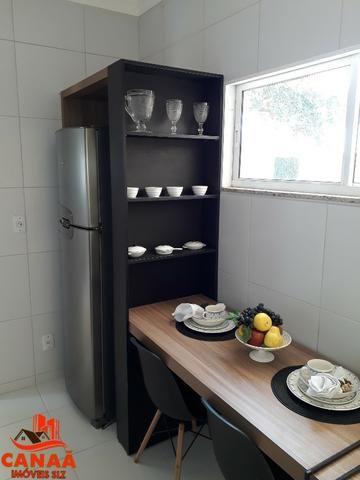 Oferta Lindas Casas no Araçagy | 1 Suíte + 2 Quartos | Itbi e Cartório Grátis - Foto 5