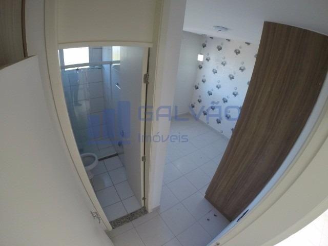 MR- Excelente apartamento na Praia da Baleia, 2Q com suíte e Varanda Gourmet - Foto 11