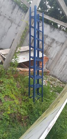 Escada de ferro - Foto 2