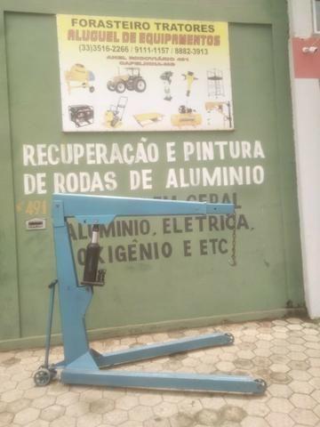 """Guincho Hidráulico 3 toneladas - """"Girafa"""" - Foto 2"""
