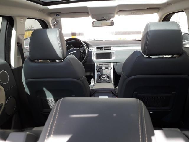 Range Rover Evoque Dynamique