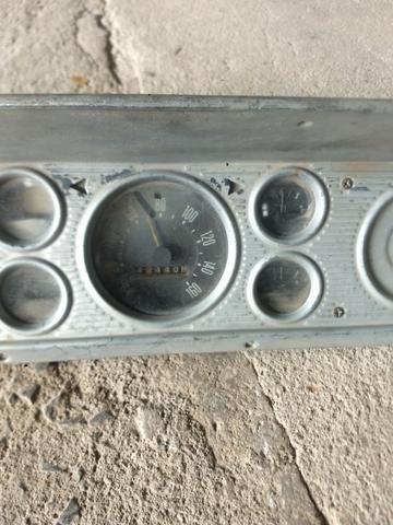 Painel De Instrumento Ford F1000 F4000 Original - Foto 2