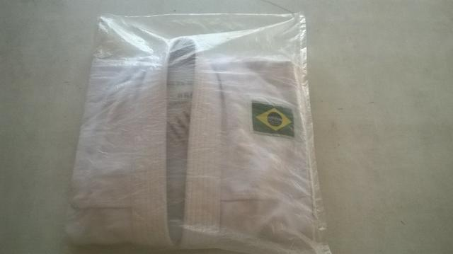 Kimono MOO Branco (03 a 04 anos idade) produtos novos e embalados - Foto 4