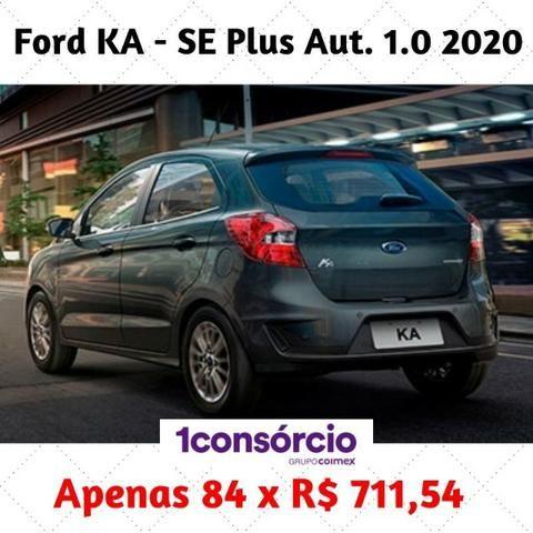 Ford KA Se/Se Aut. 1.0 2020