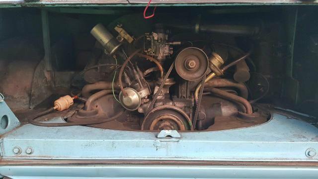 Vendo kombi antiga modelo corujinha1972 - Foto 4