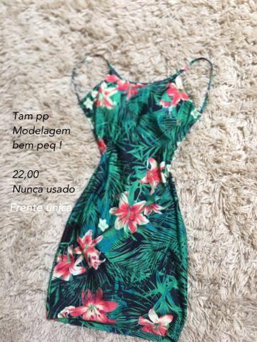 Varias roupas (Vestidos/Shorts/blusas) - Foto 4