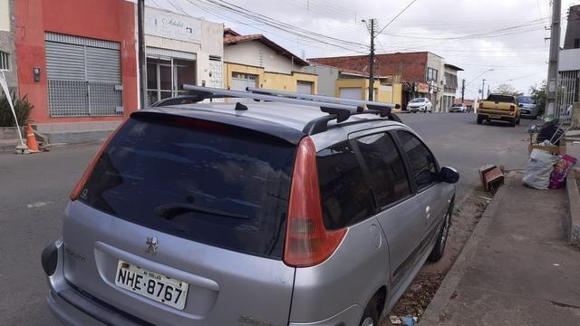 Peugeot 206 sw 2007 completa - Foto 2