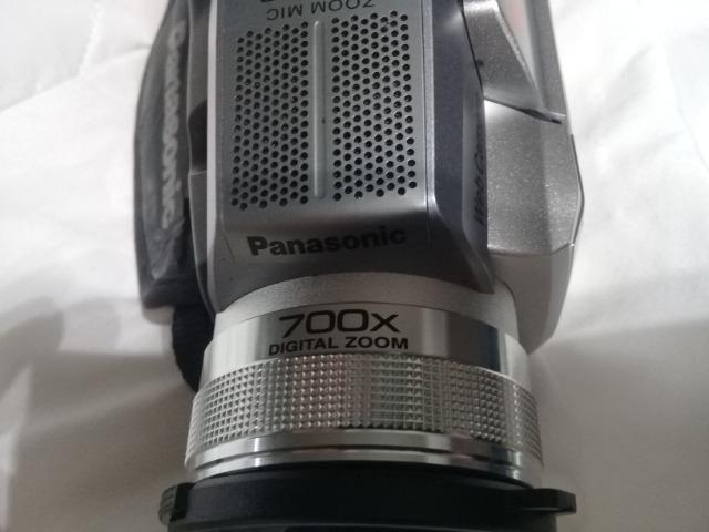 Filmadora Panasonic - Foto 3