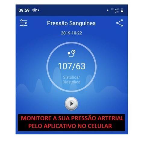 Relógio p/ pressão arterial (Smartband M3) - Foto 6
