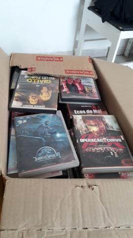 Filmes em DVD - em geral