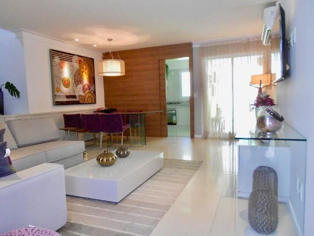 CA0780 - Casa duplex nova em condomínio fechado na Lagoa Redonda - Foto 4