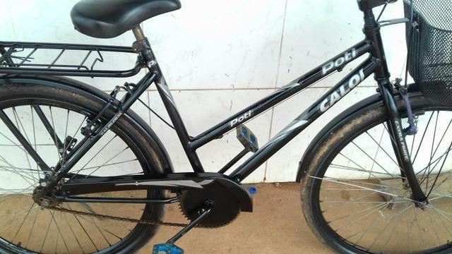 Bicicleta em perfeito estado 180 entrego. - Foto 2