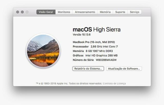 Vendo Macbook 15 pro i7 - Foto 3