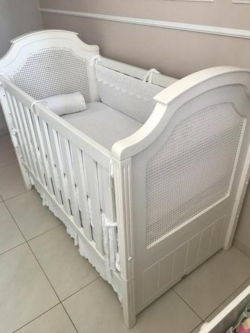 Vendo Berço ( mini cama) Classic Quater - Sem uso