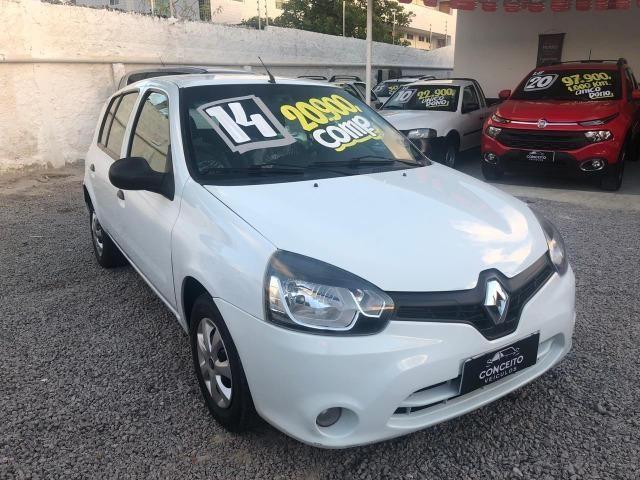 Renault Clio 2014 1.0 4 Portas Completo