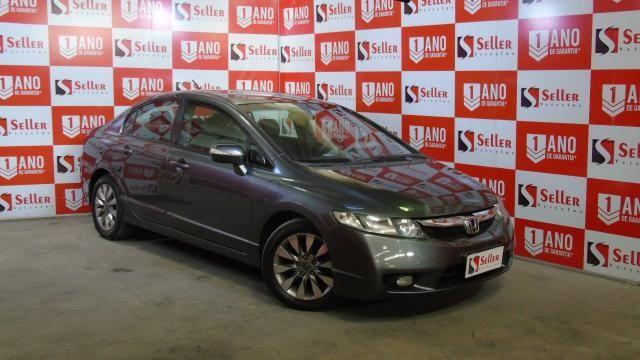 HONDA CIVIC 2011/2011 1.8 LXL 16V FLEX 4P AUTOMÁTICO - Foto 2