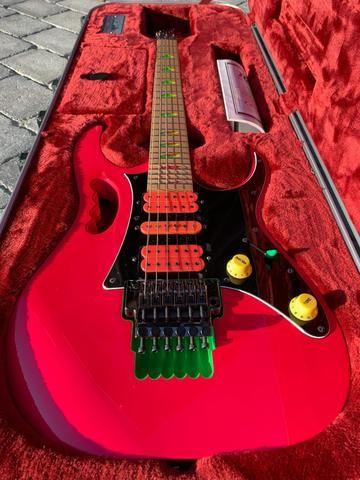 Ibanez Jem777 SP edição aniversário 30 anos Gibson Fender