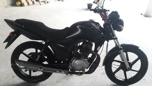 Moto fan cg 125 es