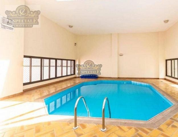 Apartamento para alugar, 176 m² por r$ 3.600,00/mês - bigorrilho - curitiba/pr - Foto 10