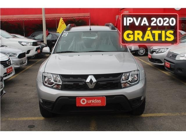 Renault Duster 1.6 16v Expression Sce At 2019