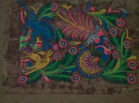 Quadros artesanato Mexicano - Foto 2