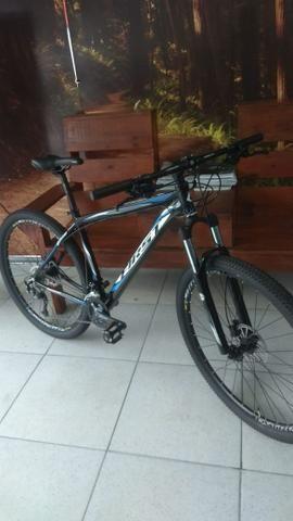 Bicicleta aro 29 27 marchas freio hidraulico - Foto 3