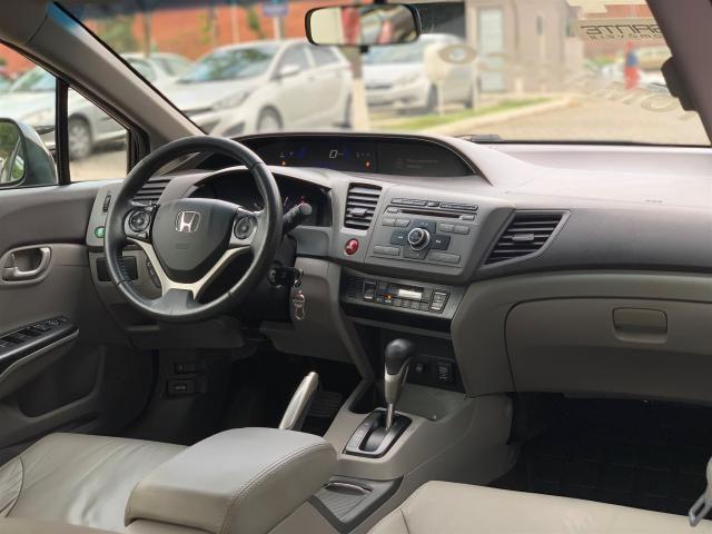 HONDA CIVIC 2014/2014 1.8 LXS 16V FLEX 4P AUTOMÁTICO - Foto 6