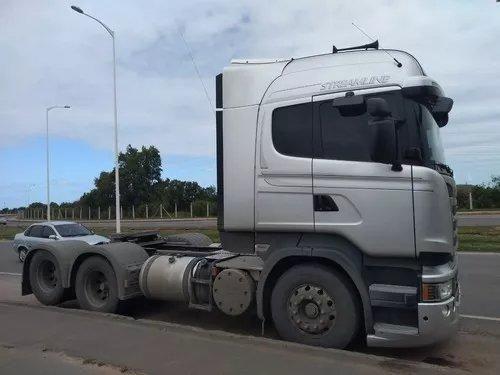 Scania R - 480 Entrada + Parcelas - Foto 2