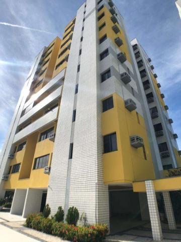 Apartamento com 3 quartos Vizinho ao Iguatemi - Patriolino Ribeiro - Guararapes, Fortaleza