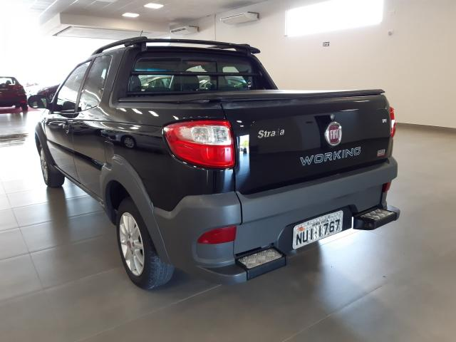 FIAT STRADA 2014/2015 1.4 MPI WORKING CD 8V FLEX 3P MANUAL - Foto 7