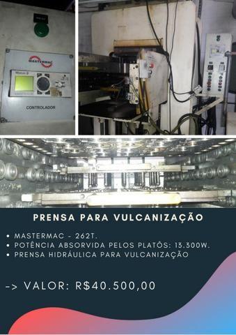 Prensa Hidrualica Mastermac 264T