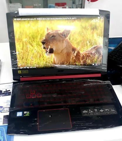 Notebook gamer i7-7700hq Zerado