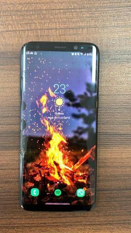 Samsung Galaxy S8 Tela Trincada