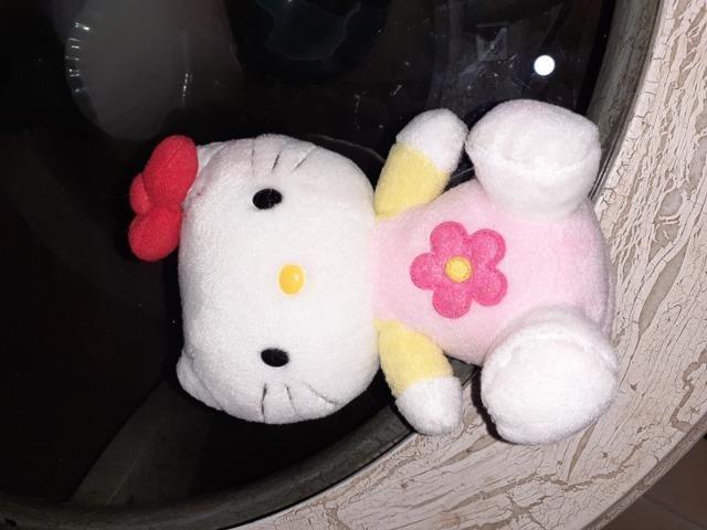 Pelucia Hello kitty 15Cm - Foto 2