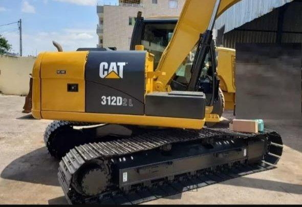 Escavadeira CAT 312D - Foto 2