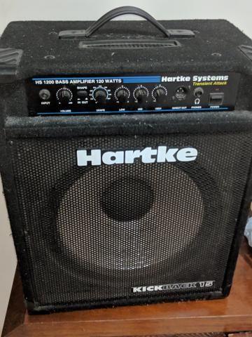 Amplificador de Baixo Hartke Kickback 15