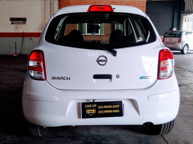 Nissan March 1.0 2012 (Impecável) Sem pegadinha!!! - Foto 12