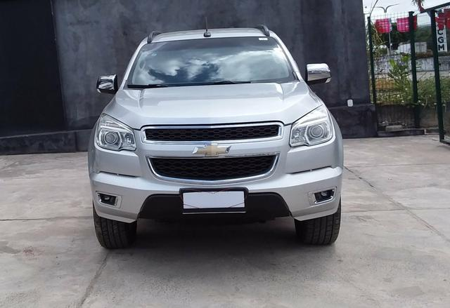 Trailblazer ltz ag4