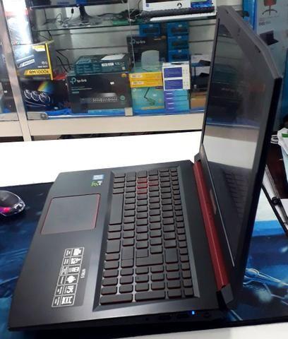 Notebook gamer i7-7700hq Zerado - Foto 4