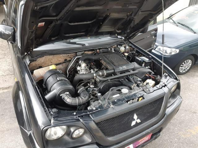 L.200 Sport Ano.2005 diesel Câmbio manual Completa 4x4 - Foto 2