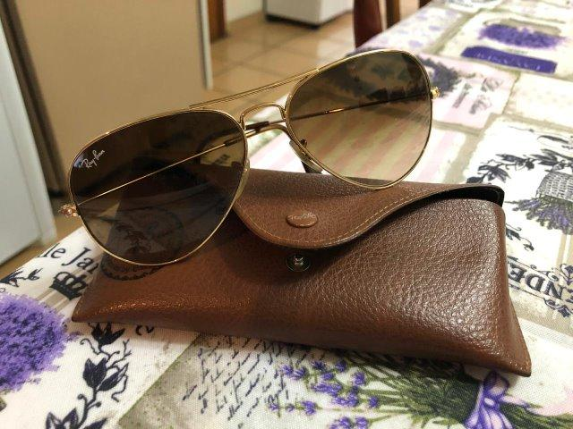 Óculos Ray Ban Aviador - Bijouterias, relógios e acessórios - Vila ... 75768a06fb