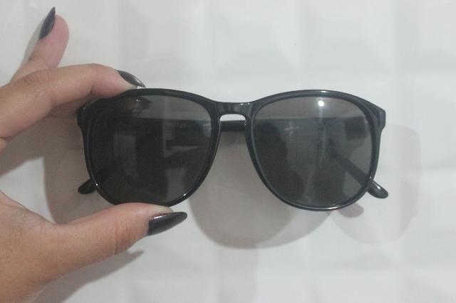 Óculos de sol marca Roxy preto - Bijouterias, relógios e acessórios ... f894a774b6
