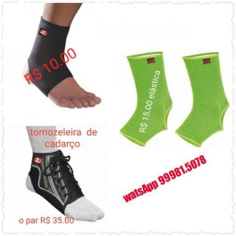 Tornozeleira - Esportes e ginástica - Parque Amazonas 3774c4b1d1872