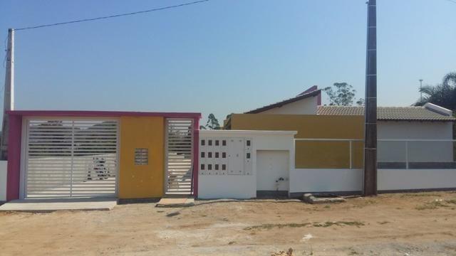 Casa no Residencial Moradas do Sol em Jaguaruna-SC