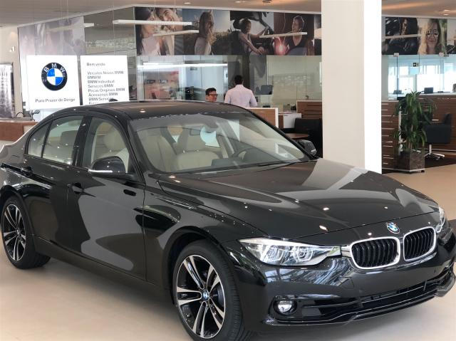 BMW 320I 2018/2018 2.0 SPORT GP 16V TURBO ACTIVE FLEX 4P AUTOMÁTICO