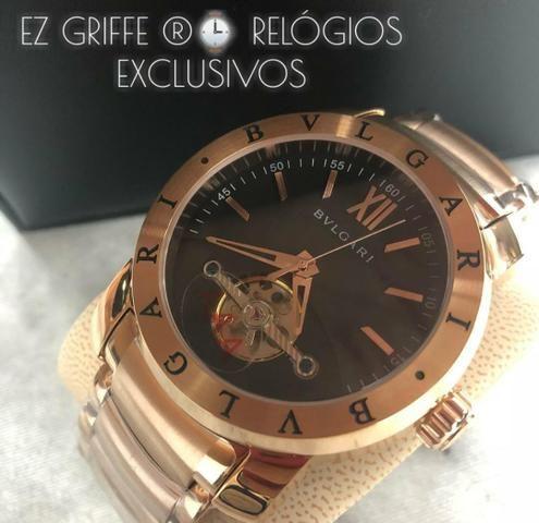 c0ee2746fcd65 Bvlgari Exclusivos ® Melhor PREÇO do RS - Consulte - Bijouterias ...