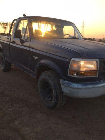 F1000 4x2 XL 2.5 HSD diesel Turbo - Foto 6