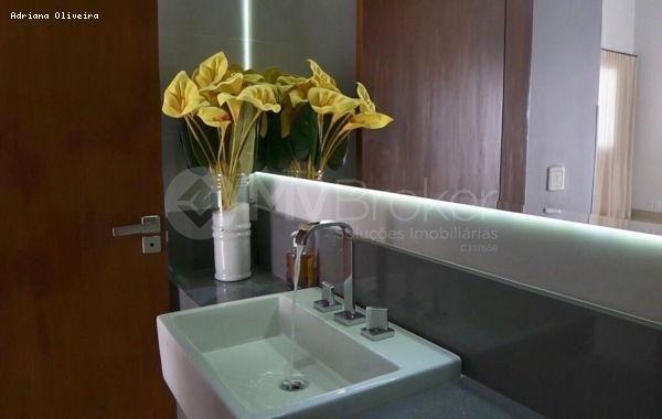 Casa em Condomínio para Venda em Goiânia, Residencial Aldeia do Vale, 3 dormitórios, 3 suí - Foto 12