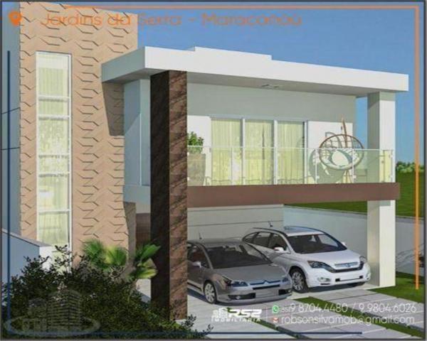 Casa em Condomínio para Venda em Maracanaú / CE no bairro Cágado, Casa a venda Jardins da  - Foto 6
